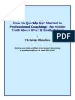 Start Coaching Book