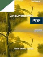 Luis Velazquez Dar El Primer Paso 100150 (2)