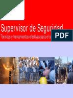 Herramientas Del Supervisor de Seguridad