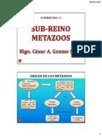 Clases Zoologia 2014-o II Unidad