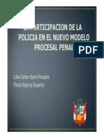 147. La Participacion de La Policia