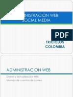Administracion Web