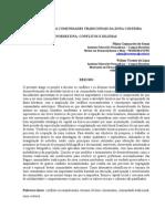 O TURISMO E AS COMUNIDADES TRADICIONAIS DA ZONA COSTEIRA NORDESTINA..doc
