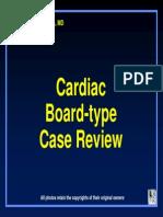 Cardiac Boards Review PDF