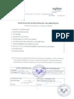 Verificacion de Material Volumetrico WEB
