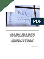 HABILIDADES DIRECTIVAS - 2013