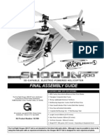 Shogun 400 Manual - 163100