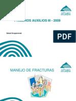 Primeros Auxilios III 2009