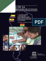 Rutas de La Interculturalidad Educacion Con Poblaciones Afrodescendientes Ec Col Bo