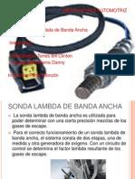8 Sonda Lambda de Banda Ancha