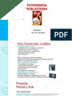 Fotografía Publicitaria -ESPOL