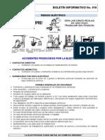 RDP-BOL-010-Riesgo Eléctrico
