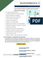 RDP BOL 017 Actos Inseguros