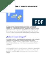como DISEÑAR EL MODELO DE NEGOCIO.pdf