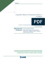 Capsulite Adesiva Tratamento Clinico e Cirurgico