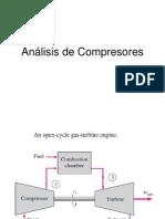 Analisis de Compresores