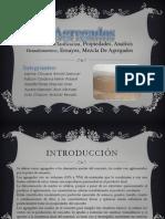 Diapositivas - Agregados