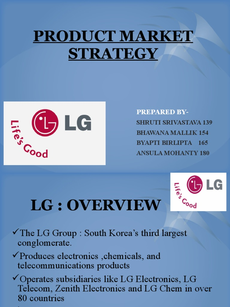 lg electronics global strategy in emerging markets case study Lg electronics global strategy in emerging markets case analysis as samsung, lg electronics and sonyericsson are rushing to introduce strategic handsets, aiming to win a larger chunk in the market.