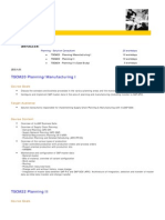 PP Planning