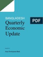 Bangladesh Quarterly Economic Update - December 2013