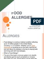 Food Allergies Presentation