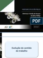 Liderança e Gestão de Pessoas no Setor Público (prof. Ricardo Carvalho)