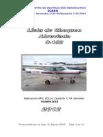 Libreta de Chequeo Del C 152- 2012