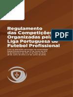 LPFP - Regulamento das Competições