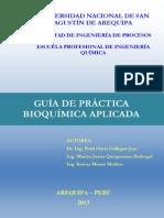 Guia Lab Bioquim 2013-2 Corregido