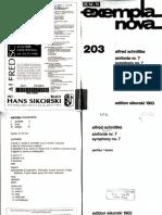 Alfred Schnittke - Symphony No. 7
