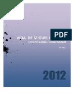 Vida de Miguel Hidalgo
