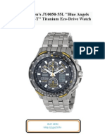 Citizen Men Brand, Seller Watch