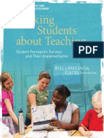 Asking Students Practitioner Brief