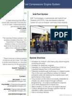 135_hybrid Fuel System - Diesel Cng