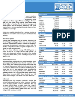 Special Report by Epic Research 19 February 2014