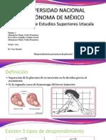 5.Desprendimiento Prematuro de Placenta
