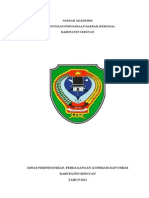 Naskah Akademik Perusahaan Daerah