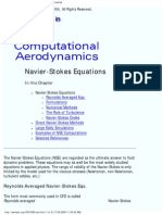 02Navier-Stokes Equations, Computational Aerodynamics