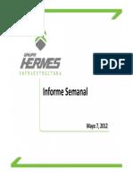 HC Informe Semanal CHG 2012-05-07