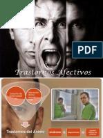1.- trastornos afectivos
