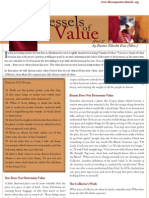 VESSELS OF VALUE (PART 2)
