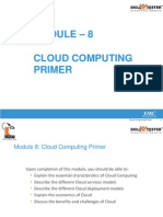 CIS Module 8_Cloud Computing Primer