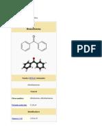 Benzofenona