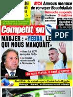 Edition du 08 octobre 2009