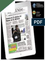 Master Periodismo