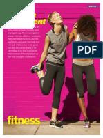 2013 Fitness Media Kit