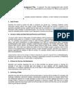 NSF Data Management Plan Template
