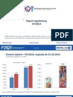 PZOT raport tygodniowy (7/2014)