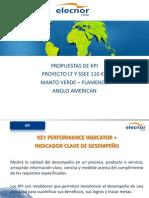 Propuestas de KPI