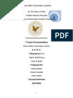 S.a.R.S Docmentation & User Manual
